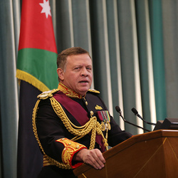 Abdullah II of Jordan